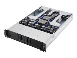 Asus Barebones,  (2x)E5-2600 v3 Family Max.1TB DDR4 6x2.5 HS SATA Bays 2xGbE 1620W, ESC4000 G3S, 18164281, Barebones Systems