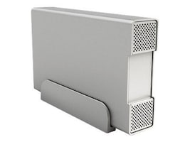 Macally 3.5 SATA-USB3.0 Aluminum Enclosure, NSA-S350U3, 11798433, Hard Drive Enclosures - Single