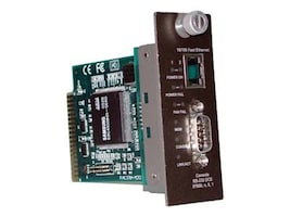 TRENDnet Management Module for TFC-1600 Chassis SNMP Web Based, TFC-1600MM, 8537646, Network Device Modules & Accessories