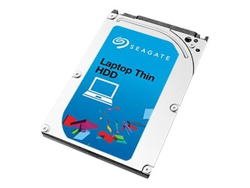 Seagate 500GB Momentus Thin SATA 3Gb s 7200 RPM 2.5 Internal Hard Drive - 16MB Cache, ST500LM021, 16890941, Hard Drives - Internal