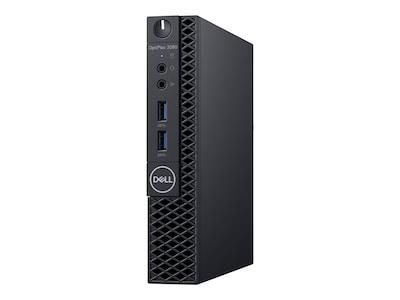Dell OptiPlex 3060 2.1GHz Core i5 8GB RAM 256GB hard drive, XKF5K, 35694508, Desktops