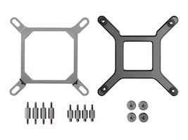 Corsair Hydro Series H80i H100i Intel LGA 1155, 1156, 1366, 2011 Mounting Bracket Kit, CW-8960010, 17486545, Mounting Hardware - Miscellaneous