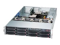 Supermicro SYS-6027R-72RFTP+ Main Image from Right-angle