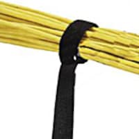 Black Box Velcro Uncut Cable Wrap, 5 8 x 75ft., Eight Rolls, FT9555A, 7552414, Cable Accessories