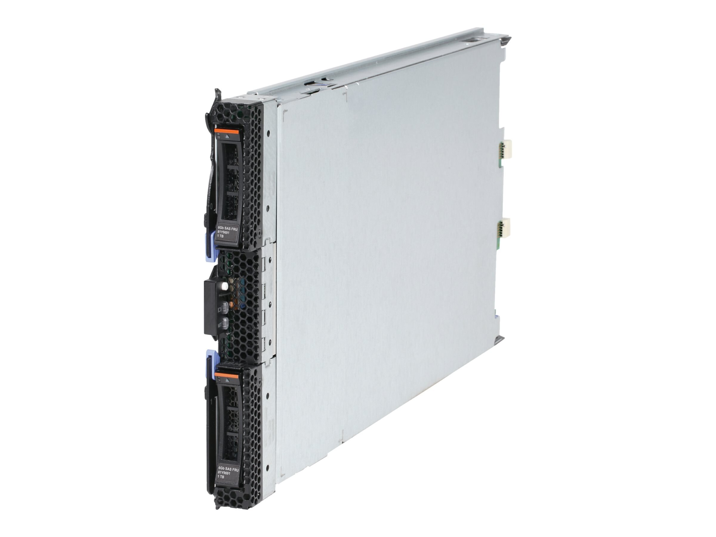 Ibm Bladecenter Hs23e Intel 2 2ghz Xeon Xeon 8038c4u