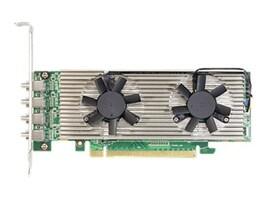 Advantech E9260 4GB DDR5 PCIEX16 4 MINI DPT LP, GFX-AE9260L16-5J, 37675941, Graphics/Video Accelerators