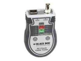 Black Box EZ Check Cable Tester, EZCT, 14952475, Tools & Hardware