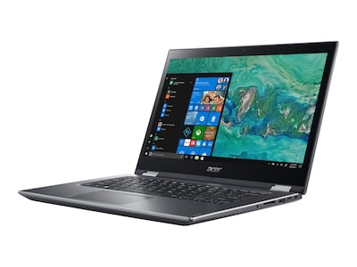 Acer Spin 5 SP314-51-33GR Core i3-8130U 2.2GHz 4GB 128GB SSD ac BT WC 14 HD MT W10S, NX.GZRAA.011, 36206668, Tablets