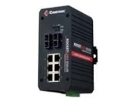 Comtrol RocketLinx ES8108F Multi-Mode Switch, 32057-9, 13048142, Network Switches