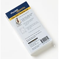 Fluke Fiber Optic Cleaning Card, 5-pack, NFC-CARDS-5PACK, 7584678, Cleaning Supplies