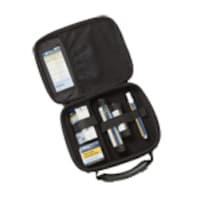 Fluke Fiber Optic Cleaning Kit with Case, NFC-KIT-CASE, 7584740, Cleaning Supplies