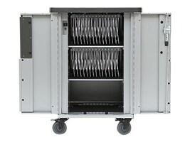 Bretford Manufacturing 30-Unit PowerSync Mix iPad Charge Cart, HKPZ2BG1, 33758310, Computer Carts