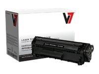 V7 Toner Cartridge For Canon Fax L120 Imageclass Mf4150 104 V70263