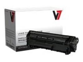 V7 Toner Cartridge for Canon FAX L120 & imageClass MF4150 104, V70263, 11057061, Toner and Imaging Components