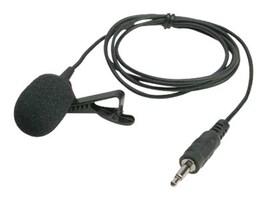 Califone Electret Lapel Microphone, LM319, 35368569, Microphones & Accessories