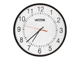 Valcom IP POE 12 Analog Clock, VIP-A12A, 17702164, PoE Accessories