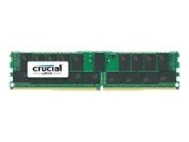 Crucial 32GB PC4-19200 288-pin DDR4 SDRAM RDIMM, CT32G4RFD424A, 31926551, Memory