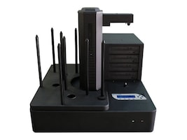 Vinpower Aero Robotic 4-Drive DVD CD 660-Disc Autoloader, AERO660-S4T-BK, 15127320, Disc Duplicators