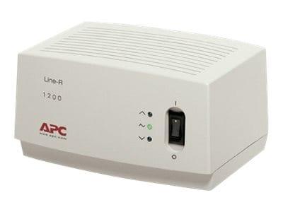 APC Line-R 1200VA Automactic Voltage Regulator, 680 Joules, LE1200, 445575, Line Conditioners