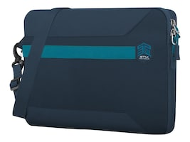 STM Bags Blazer Sleeve, 15, Navy, STM-114-191P-02, 36378224, Carrying Cases - Other