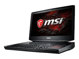MSI Computer GT83VRSLI252 Main Image from Right-angle
