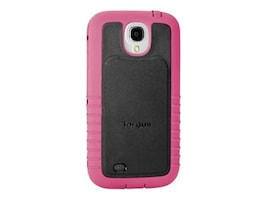 Targus SafePort Rugged Case Max for Samsung Galaxy S4, Pink, TFD00601US, 15799361, Carrying Cases - Phones/PDAs