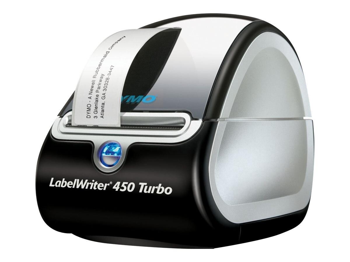 DYMO LabelWriter 450 Turbo Printer, 1752265, 9710279, Printers - Label