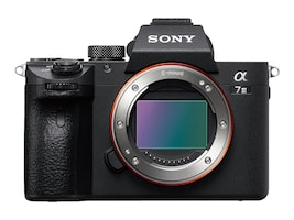 Sony ILCE7M3/B Main Image from Front