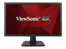 ViewSonic 23.6 VA2452Sm Full HD LED-LCD SuperClear Monitor, Black, VA2452SM, 24360385, Monitors