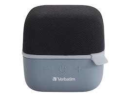Verbatim Wireless Cube Bluetooth Speakers - Black, 70224, 36818576, Speakers - Audio