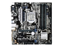 Asus Motherboard, Prime H270M-PLUS CSM, PRIME H270M-PLUS/CSM, 33400262, Motherboards