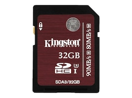 Kingston SDA3/32GB Main Image from Front