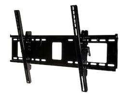 Peerless Universal Tilt Wall Mount for 39-80 Displays, Black, PT660, 8446390, Stands & Mounts - AV