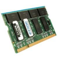 Edge 128MB PC2-3200 400MHz 144-pin Non-ECC Unbuffered DDR2 SDRAM SODIMM, CB422A-PE, 7720861, Memory