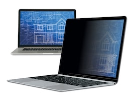 3M Privacy Filter for MacBook Pro 15 with Retina Display, PFNAP003, 31485952, Glare Filters & Privacy Screens