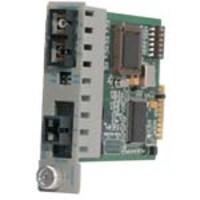 Omnitron iConverter 2FX 2Pt. 100BFX SC SM 1310NM 30KM Module, 8443-1-W, 10619704, Network Transceivers