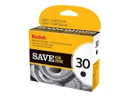 Kodak Black 30B Ink Cartridge, 8345217, 12652751, Ink Cartridges & Ink Refill Kits