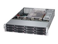 Supermicro SSG-6027R-E1R12T Main Image from Right-angle