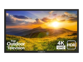 43 Signature 2 Outdoor LED HDR 4K TV, SB-S2-43-4K-BL, 37993763, Televisions - Consumer