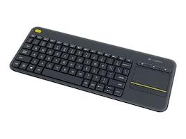 Logitech Wireless Touch Keyboard K400 Plus, 920-007119, 28667190, Keyboards & Keypads