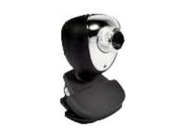 Sabrent USB WebCam + Microphone - Black, SBT-WCCK, 33153679, WebCams & Accessories