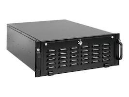 iStarUSA Chassis, 4U Rugged Rackmount High Performance, EATX, 7x5.25, 3x3.5, 7xSlots, Black, RG-4630, 13822151, Cases - Systems/Servers