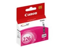 Canon Magenta CLI-226 Ink Tank, 4548B001, 11647299, Ink Cartridges & Ink Refill Kits