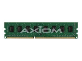Axiom 2GB PC3-10600 240-pin DDR3 SDRAM DIMM for Select PowerEdge, ProLiant Models, AX50993343/1, 15600981, Memory