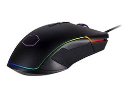 Cooler Master CM310 Optical RGB Gaming Mouse, Black, CM-310-KKWO2, 35884037, Mice & Cursor Control Devices