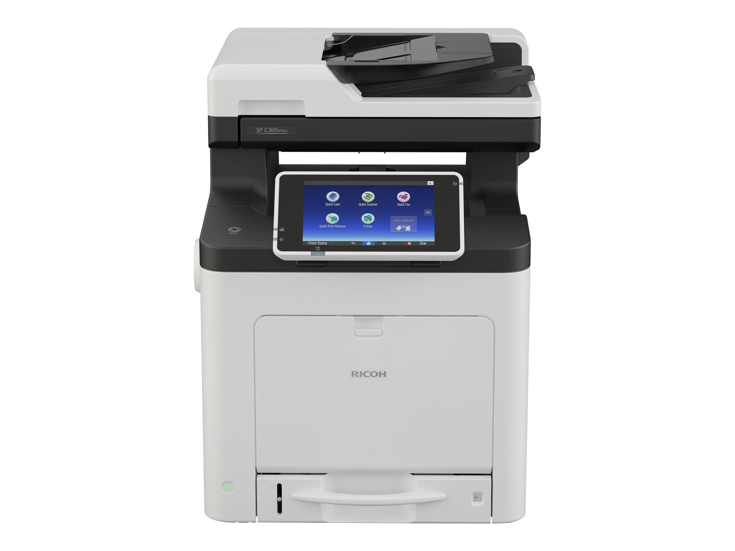 Ricoh SP C360SFNw Color LED Multifunction Printer
