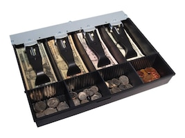 APG Vasario 1313 Replacement Till 4-Bill 4-Coin, VPK-15B-27-BX, 27868547, Cash Drawers