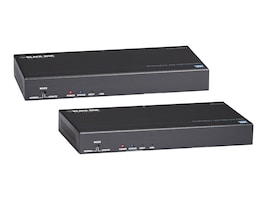Black Box DisplayPort, RS-232, Audio, USB 2.0, 4K Video Extender, UVX-DP-TP-100M, 33536282, Video Extenders & Splitters