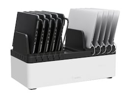 Belkin Store and Charge Go with Fixed Dividers (USB Compatible), B2B161, 34880860, Charging Stations