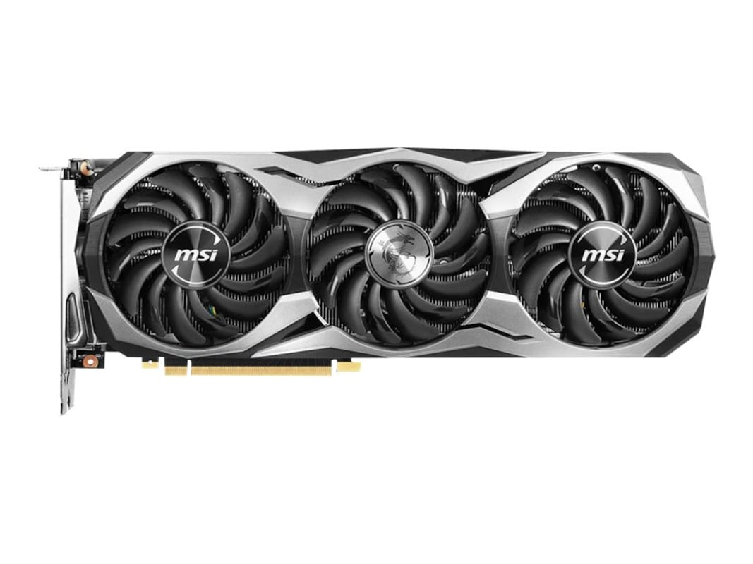 MSI Geforce RTX 2070 Duke Overclocked Graphics Card, 8GB